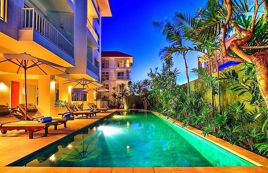 Hotel Sunset Residence Condotel Kuta Bali